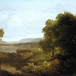 Metropolitan Museum: part 3 - Thomas Doughty - On the Hudson