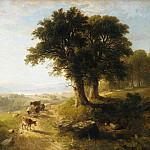Metropolitan Museum: part 3 - Asher Brown Durand - River Scene