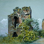 Metropolitan Museum: part 3 - William Stanley Haseltine - Sette Sale (Villa Brancaccio, Rome)