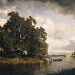 Metropolitan Museum: part 3 - David Johnson - Bayside, New Rochelle, New York
