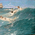 George Willoughby Maynard – In Strange Seas, Metropolitan Museum: part 3