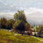 Metropolitan Museum: part 3 - Clinton Ogilvie - Near Jackson, White Mountains