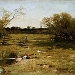 Metropolitan Museum: part 3 - George Henry Smillie - East Hampton Meadows