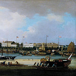 Metropolitan Museum: part 3 - Unknown - Canton Waterfront (The Hongs at Canton)