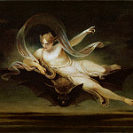 Tate Britain (London) - Henry Singleton - Ariel on a Bat's Back