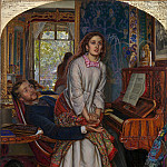 William Holman Hunt – The Awakening Conscience, Tate Britain (London)