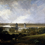 London from Greenwich Park exhibited, Joseph Mallord William Turner