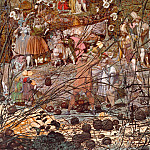 Tate Britain (London) - Richard Dadd - The Fairy Feller's Master-Stroke