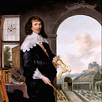 School 17th century - Portrait of William Style of Langley, Tate Britain (London)