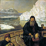 The Hon. John Collier - The Last Voyage of Henry Hudson, Tate Britain (London)
