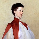 Portrait of Mrs Robert Harrison, John Singer Sargent