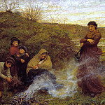Frederick Walker – The Vagrants, Tate Britain (London)