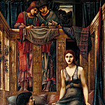 Tate Britain (London) - Edward Coley Sir, Burne-Jones - King Cophetua and the Beggar Maid