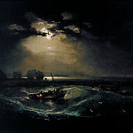 Tate Britain (London) - Joseph Mallord William Turner - Fishermen at Sea