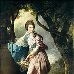 Johan Zoffany – Mrs Woodhull, Tate Britain (London)