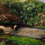 Sir John Everett Millais - Ophelia, Tate Britain (London)