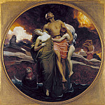 Tate Britain (London) - Lord Leighton Frederic - And the Sea Gave Up the Dead Which Were in It