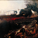 John Martin - The Last Judgement, Tate Britain (London)