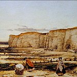 Tate Britain (London) - William Dyce - Pegwell Bay, Kent - a Recollection of October 5th 1858