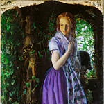 April Love, Arthur Hughes