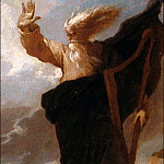 The Bard, Benjamin West