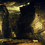 Tate Britain (London) - James Ward - Gordale Scar