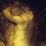 George Frederic Watts - Eve Repentant, Tate Britain (London)