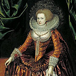 British School 17th century – Portrait of Anne Wortley, Later Lady Morton, Tate Britain (London)