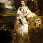 Tate Britain (London) - Sir Joshua Reynolds - Lady Bampfylde