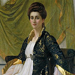 Sir William Blake Richmond - Portrait of Mrs Ernest Moon, Tate Britain (London)