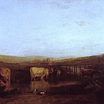 Dorchester Mead, Oxfordshire, Joseph Mallord William Turner