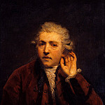 Tate Britain (London) - Sir Joshua Reynolds - Self-Portrait as a Deaf Man