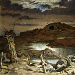 Sir William Orpen - Zonnebeke, Tate Britain (London)