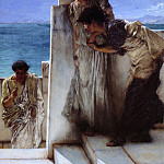 Sir Lawrence Alma-Tadema – A Foregone Conclusion, Tate Britain (London)