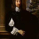 Tate Britain (London) - Sir Anthony Van Dyck - Portrait of Sir William Killigrew