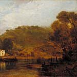 Joseph Mallord William Turner - Cliveden on Thames, Tate Britain (London)