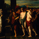 Benjamin West – Pylades and Orestes Brought as Victims before Iphigenia, Tate Britain (London)