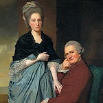 Tate Britain (London) - George Romney - Mr and Mrs William Lindow
