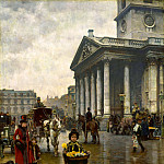 Tate Britain (London) - William Logsdail - St Martin-in-the-Fields
