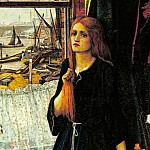 John Roddam Spencer Stanhope – Thoughts of the Past, Tate Britain (London)