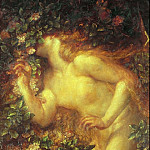 George Frederic Watts - Eve Tempted, Tate Britain (London)