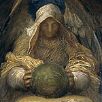 Tate Britain (London) - George Frederic Watts - The All-Pervading