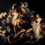 Tate Britain (London) - Henry Fuseli - Titania and Bottom