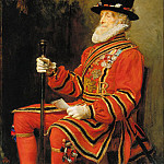 Tate Britain (London) - Sir John Everett Millais - The Yeoman of the Guard