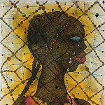 Tate Britain (London) - Chris Ofili - No Woman, No Cry