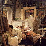 Picture Gallery II, Lawrence Alma-Tadema