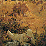 Lawrence Alma-Tadema - Ninety-four in the Shade (1876)