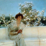 The Year's at the Spring, All's Right with the World, 1902, Lawrence Alma-Tadema