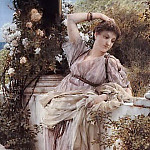 Thou Rose of all the Roses, Lawrence Alma-Tadema