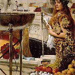 Preparation in the Colosseum, Lawrence Alma-Tadema